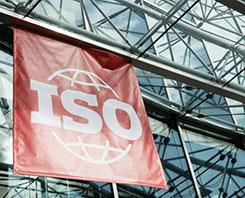 Снимка: Представяне на ISO под формата на транспарант